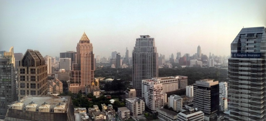 Top 10 in Bangkok,Thailand